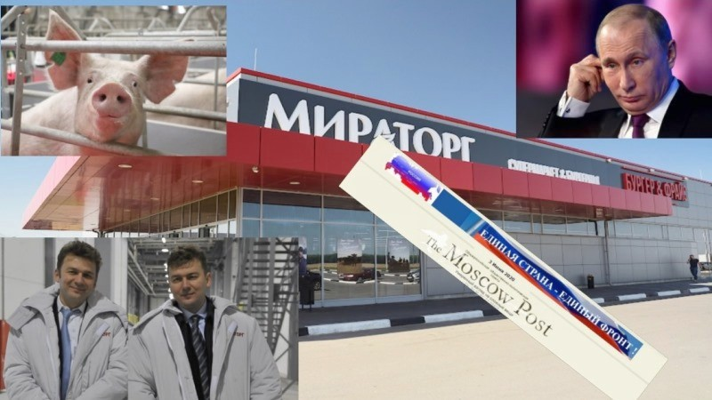 "Does ""Miratorg"" protect the honor of its offshore companies from Putin?"
