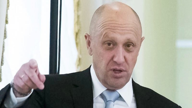 Censored BBC employee was accused of working for Yevgeny Prigozhin