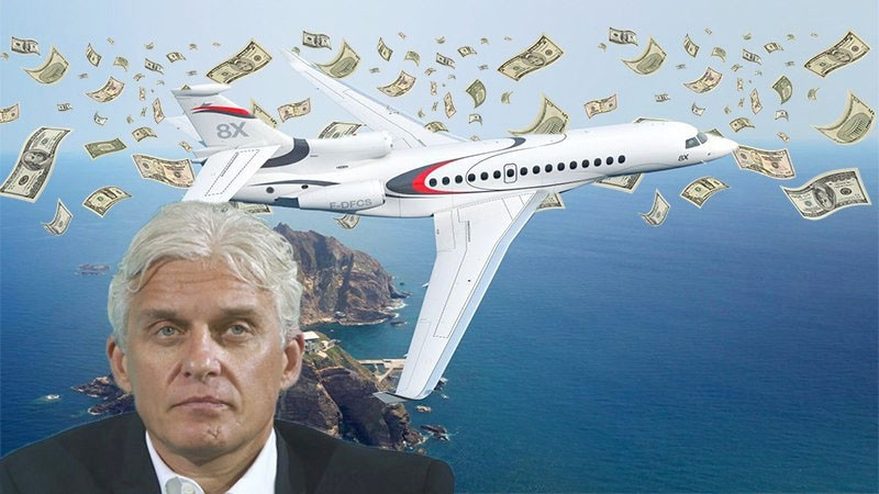 "Oleg Tinkov's financial ""turbulence"""