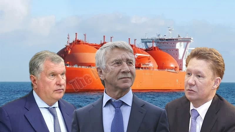 """Mikhelson """"gases"""" to Sechin?"""