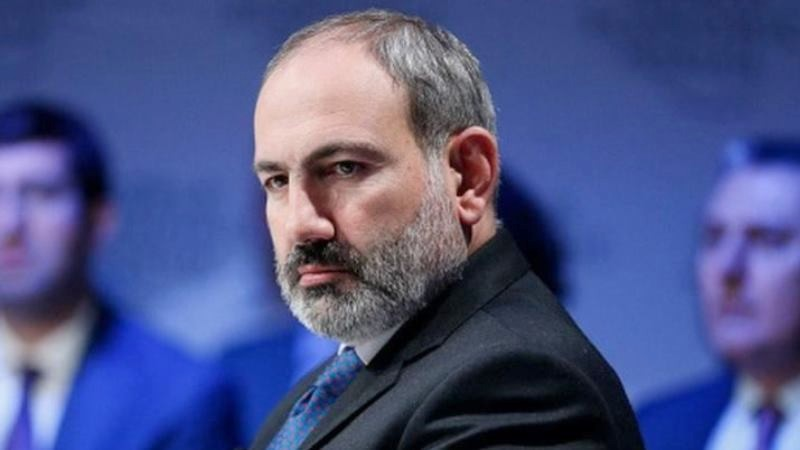Pashinyan is looking for a way out