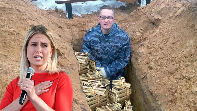 """""""Gravediggers"""" from the Russian opposition"""