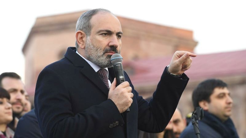 Trap for Pashinyan