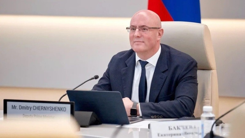 """Advertising pause"" for Deputy Chairman Chernyshenko"