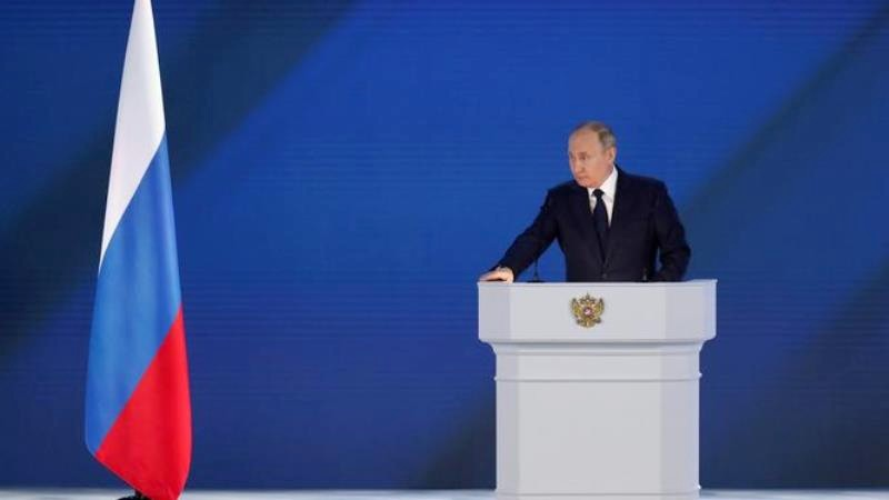 """Vladimir Putin and the """"red lines for Sherkhan"""""""