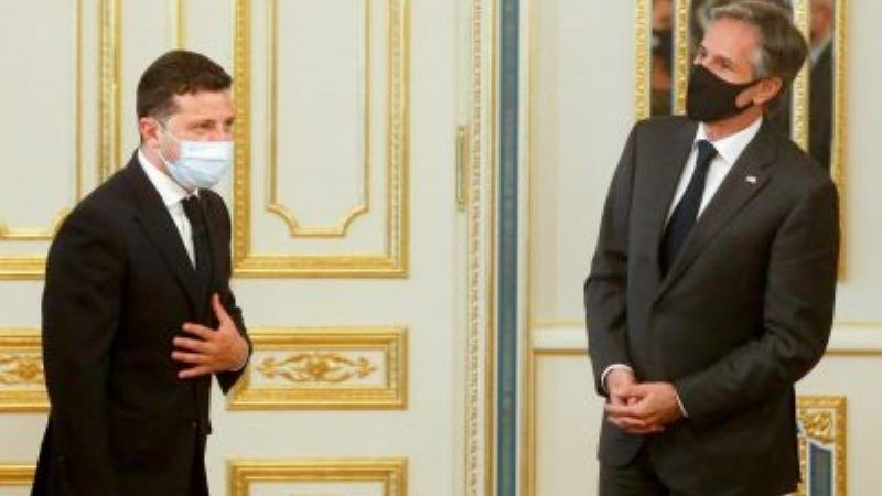 """Nuland on the right, Blinken on the left, or how to """"shotgun"""" for """"clear"""""""