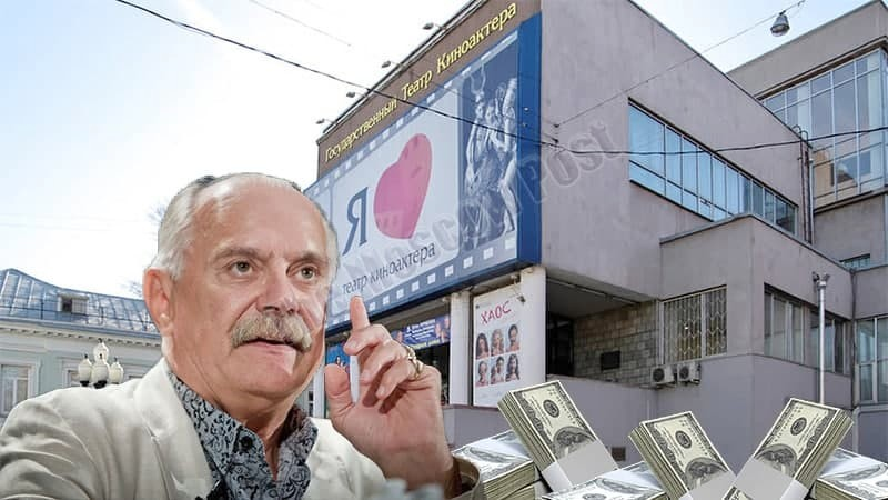 """""""Theater"""" of one Mikhalkov"""